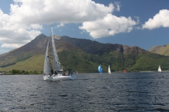 race on the loch